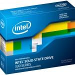 Официальный выход Intel SSD 330 Series