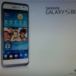 Samsung Galaxy S III с Super AMOLED экраном 4,65 дюймов