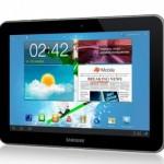 Планшет с работой в сетях LTE от Мегафона и Samsung
