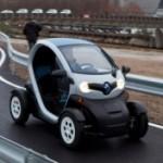 Renault Twizy — старт продаж