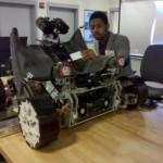 В США разрабатывается проект интеллектуального автомобиля-робота