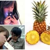IPhone может пахнуть ананасом