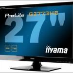 Iiyama ProLite G2773HS — новый игровой монитор