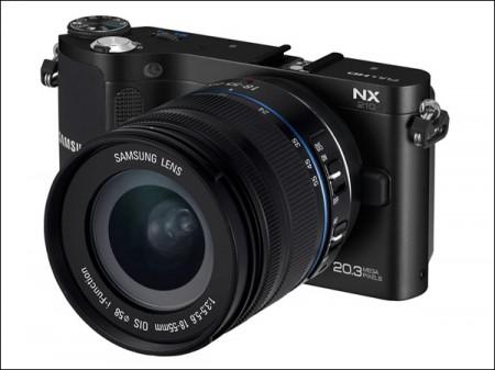 Samsung NX210.