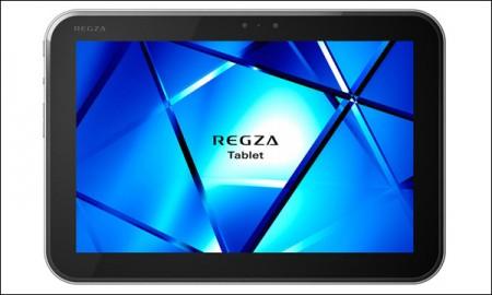 Планшетный компьютер Toshiba Regza AT500 на NVIDIA Tegra 3