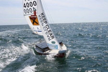 Роботизированное судно ASV Roboat замахнулось на рекорд (1)
