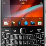 Смартфон BlackBerry Bold 9900 выходит в России