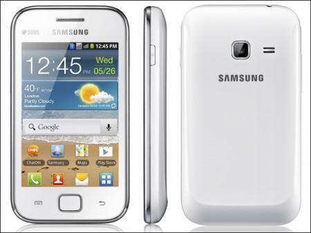 Смартфон Samsung Galaxy Ace Duos
