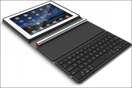 Чехол-клавиатура для iPad от Logitech (1