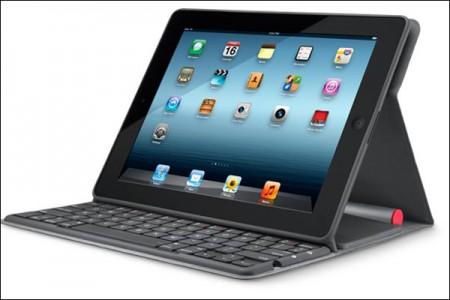 Чехол-клавиатура для iPad от Logitech (2)