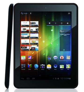 8-дюймовый планшет Prestigio MultiPad 5080 Pro