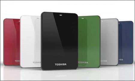 Canvio – портативные жесткие диски на 1,5 Тб от Toshiba