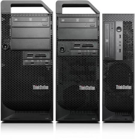 Lenovo ThinkStation — серия рабочих станций
