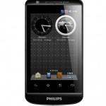 Смартфон Philips W626 для рынка России