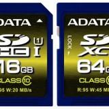 SDHC/SDXC-карты Premier Pro от ADATA