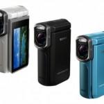 Sony Handycam HDR-GW77V для съемки под водой
