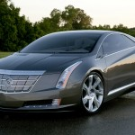Cadillac ELR — электромобиль 2014 года