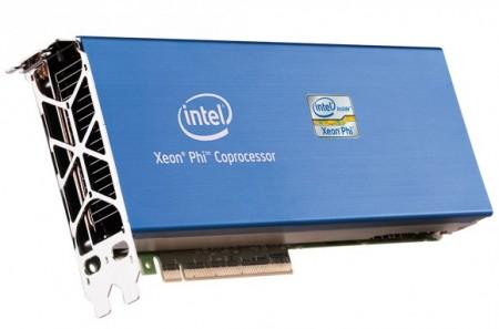 Анонсированы процессоры Intel Xeon Phi на MIC (2)