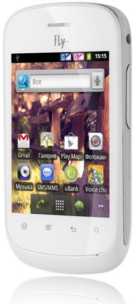 Недорогой смартфон Fly IQ235 Uno  (2)