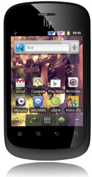 Недорогой смартфон Fly IQ235 Uno