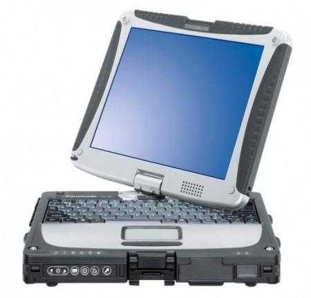 Обновление защищенного ноутбука Panasonic Toughbook CF-19