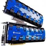 Уникальная видеокарта Colorful iGame GTX 680 Passive