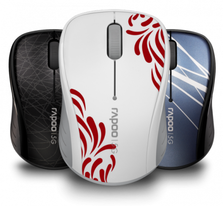 мышь RAPOO 3100p