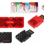Новые флешки от SanDisk