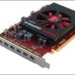 Видеокарта AMD FirePro W600