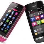 Представлена новая серия тачфонов Nokia Asha Touch