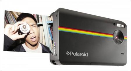 Polaroid Z2300 – фотоаппарат с возможностью моментальной печати (1)