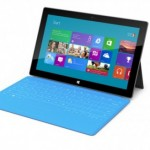 Планшет Surface от Microsoft