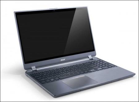 Ультрабуки серии Aspire Timeline Ultra M5 от Acer