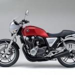 В Европе будет Honda CB1100