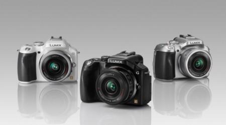 «беззеркалка» Panasonic Lumix DMC-G5 (1)