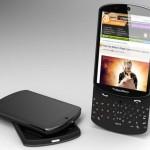 Концепт-слайдер BlackBerry 10