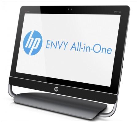 Новые моноблоки от HP (1)