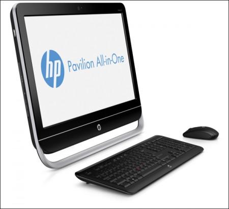 Новые моноблоки от HP (2)