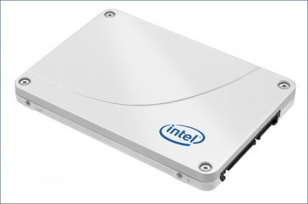 Новый SSD-накопитель от Intel