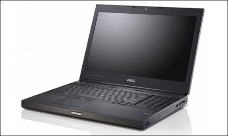Ноутбук Dell Precision M4700 с экраном 15,6 дюймов