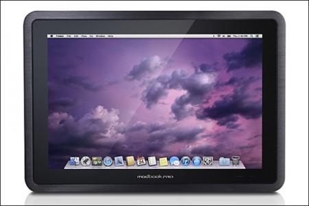Планшет на базе Macbook Pro (2)
