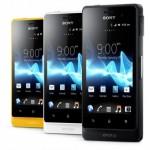 Начались продажи в России Sony Xperia Go