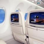Boeing рассказала о развлекательных системах для Dreamliner 787