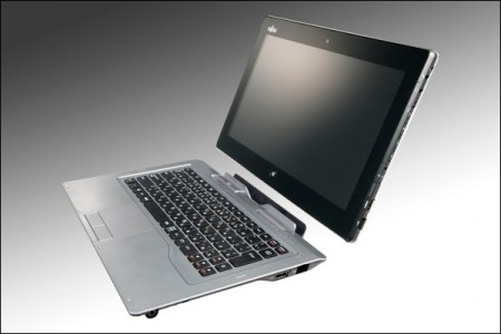Fujitsu Stylistic Q702 – ноутбук-трансформер