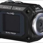 Видеокамера JVC Adixxion GC-XA1 для занятий спортом