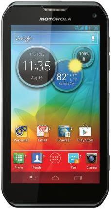 Motorola PHOTON Q 4G LTE слайдер с QWERTY-клавиатурой