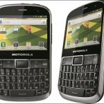 QWERTY-смартфон Motorola Defy Pro