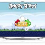 Samsung сделала Angry Birds для телевизоров со Smart TV