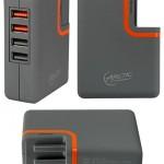 ARCTIC Charger PRO 4 Rev.2: USB-зарядник на 4 устройства