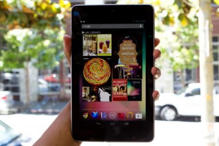 В начале сентября в России официально будет Google Nexus 7
